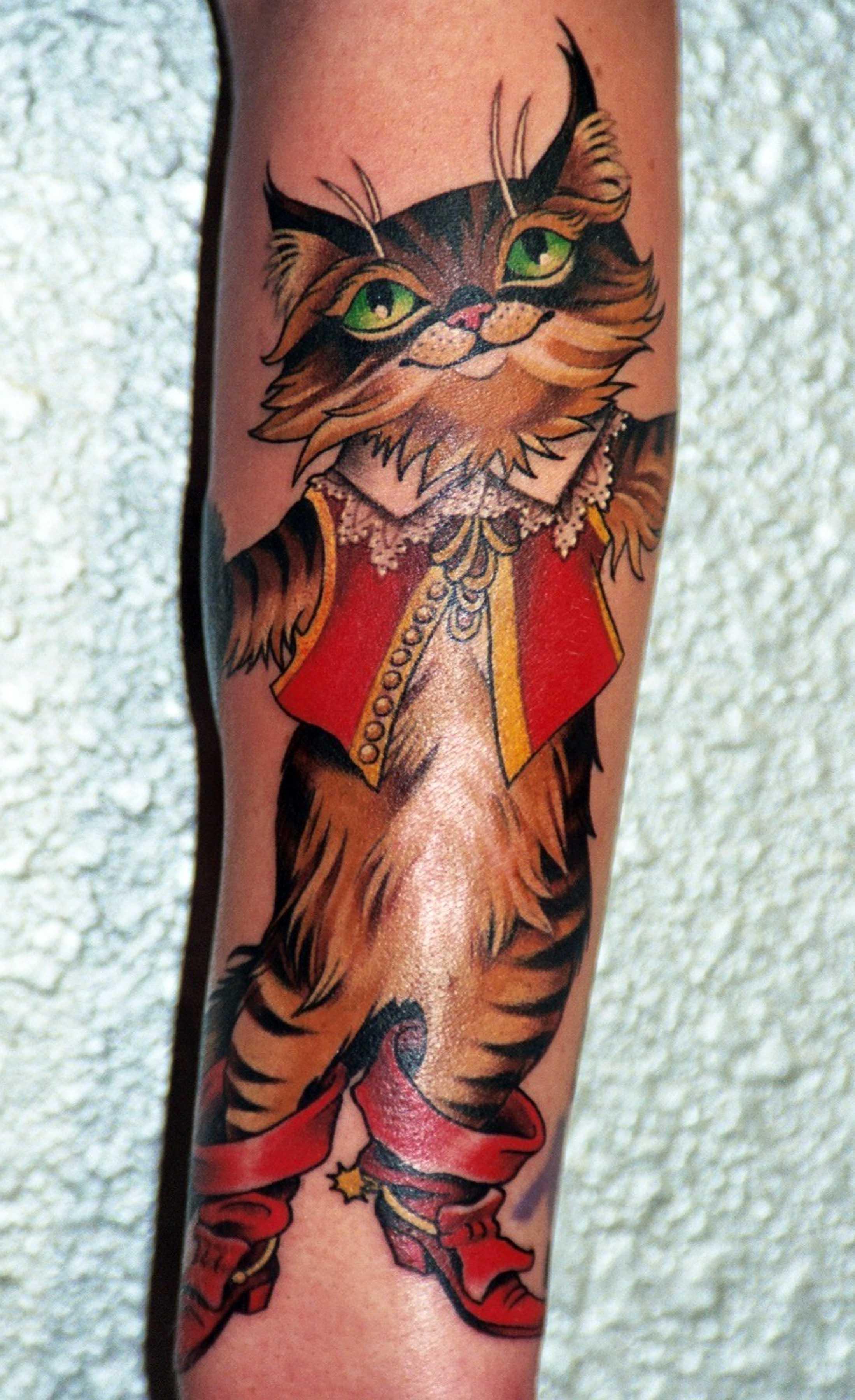 "Pictures of ""LA"" tattoos? vol."