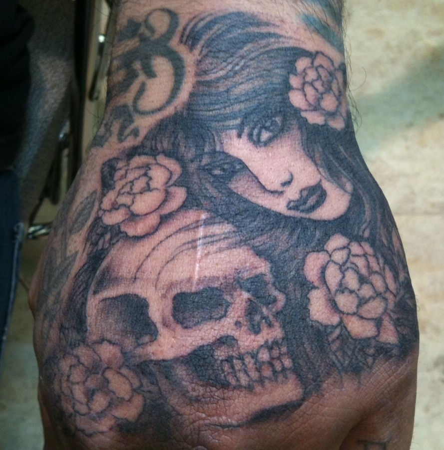West texas tattoo convention on the road from san angelo for Tattoo expo san diego