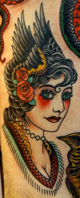 Dan gilsdorf tattoo artist magazine article preview for for Tattoo artist magazine download