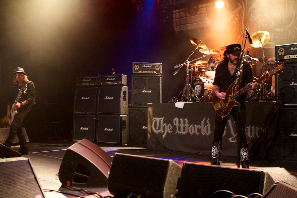 motorhead world is yours. Album #39;The World Is Yours#39;