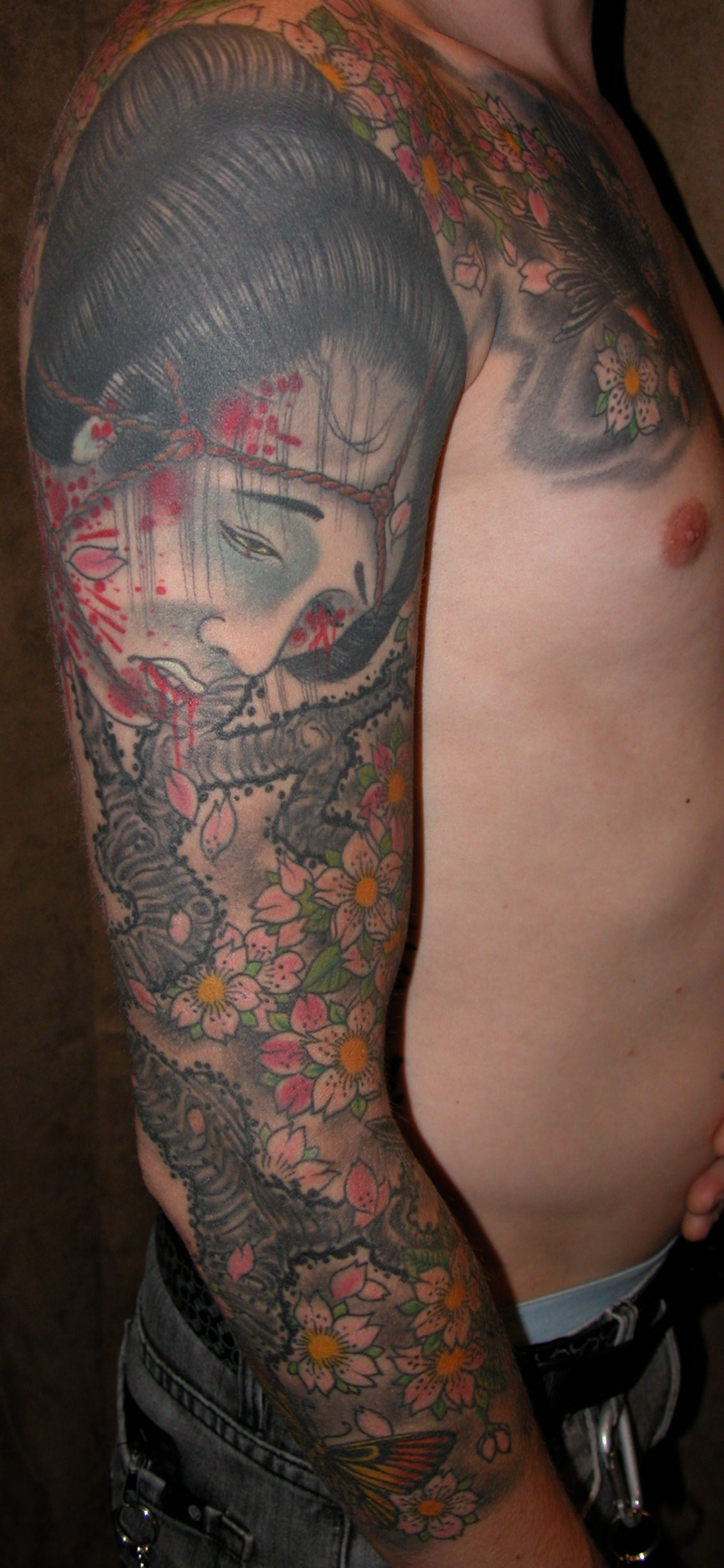 Dan sinnes article preview for tattoo artist magazine for Tattoo artist magazine download