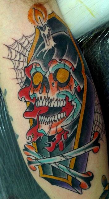 Tattoo artist magazine issue 26 teaser preview tattoo for Tattoo artist magazine download