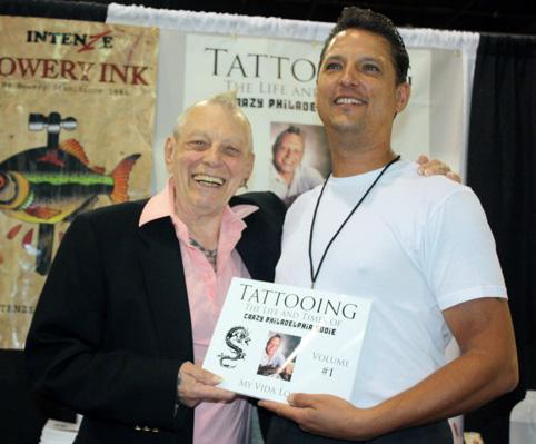 Jay brown mi vida loca the life times of crazy for Eddies tattoos philadelphia