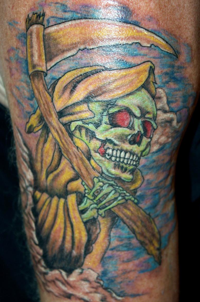 Pics of sturgis sd hells angels for Hells angels tattoos pics