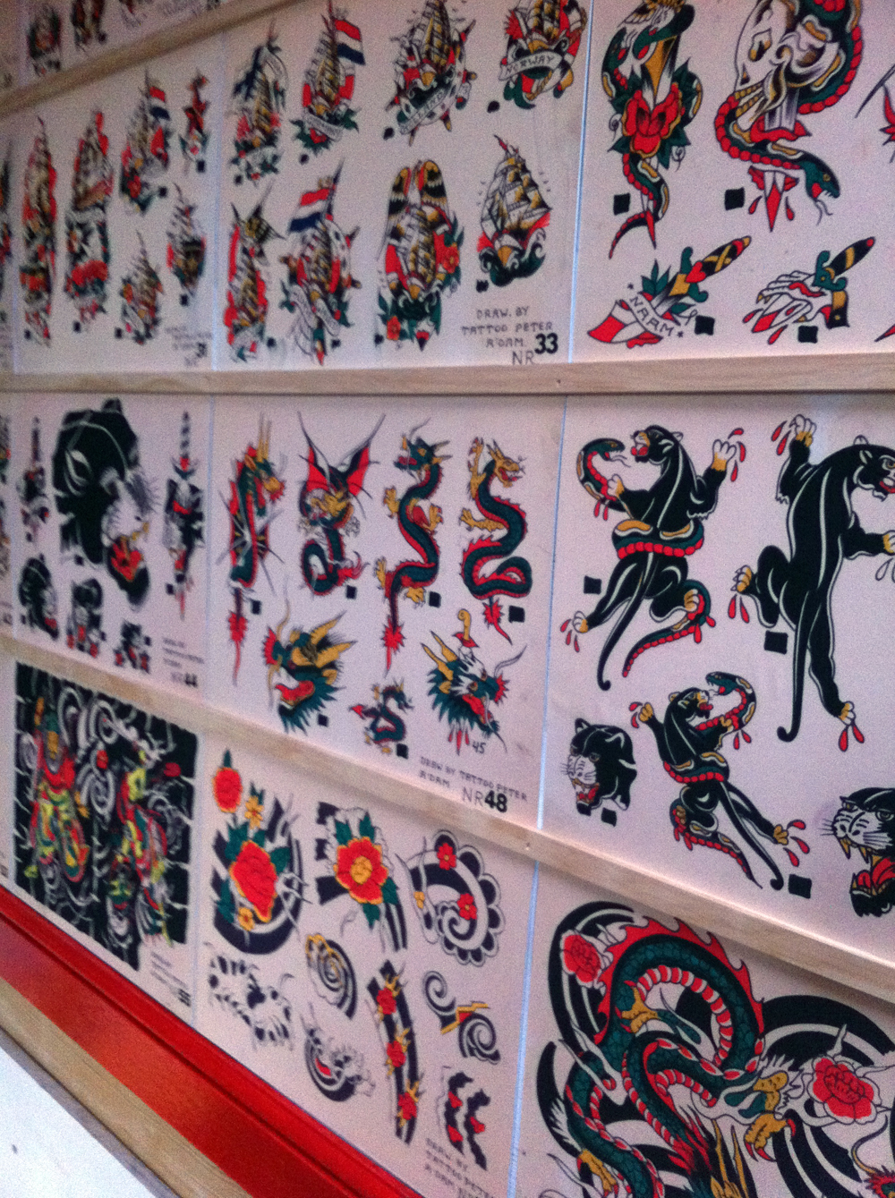 First Look Inside The New Amsterdam Tattoo Museum Tattoo