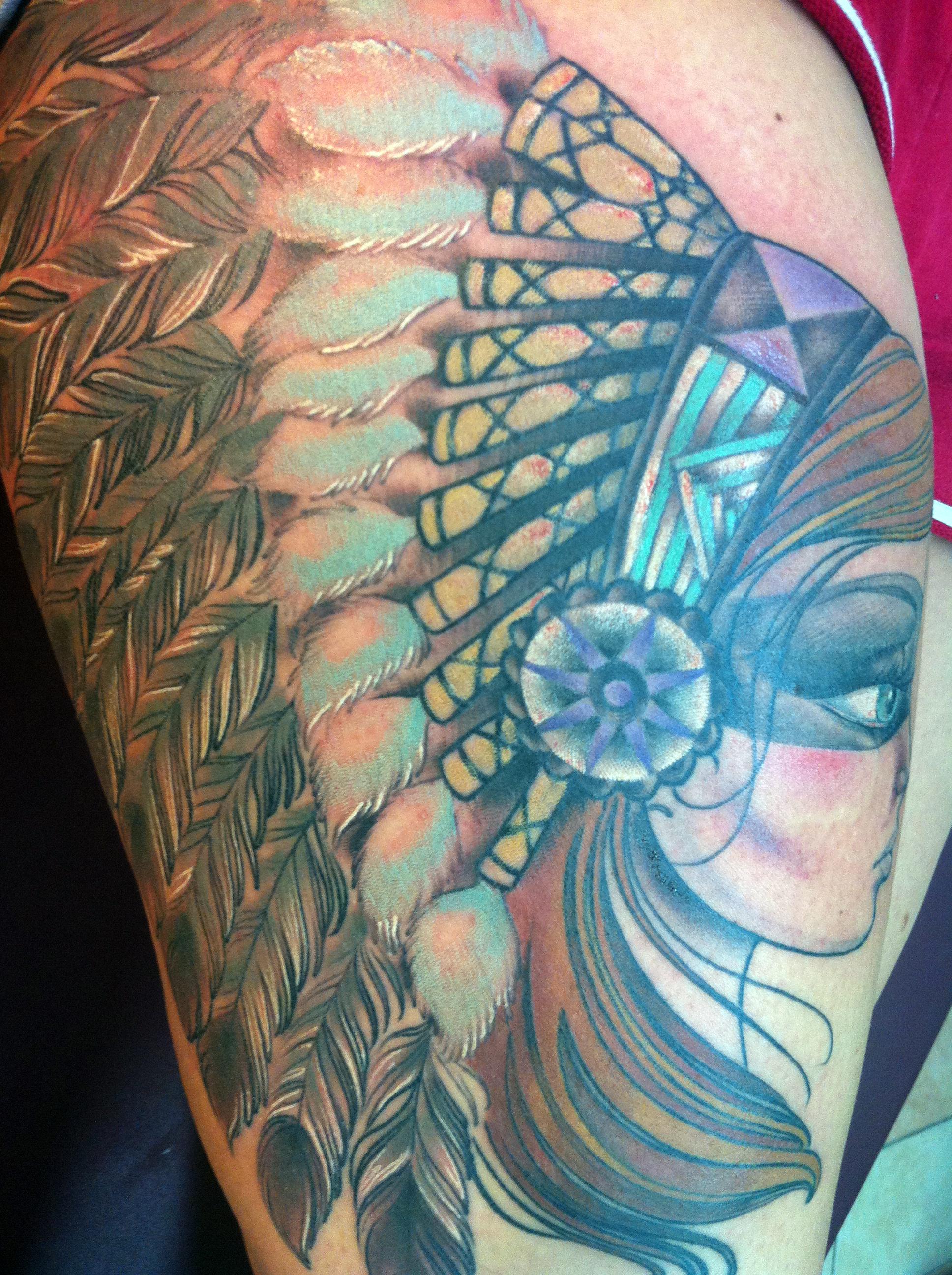 crystal morey sandi calistro interview tattoo artist magazine