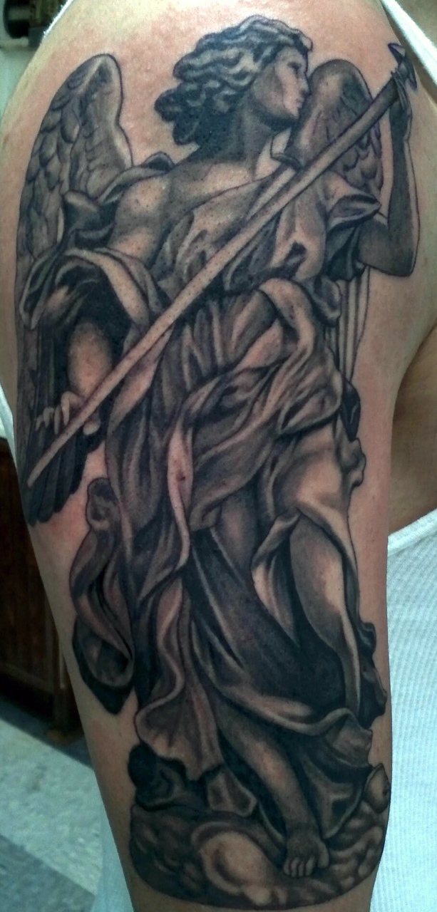 Tattoo Articles: Freddy Negrete Article Preview For Tattoo Artist Magazine