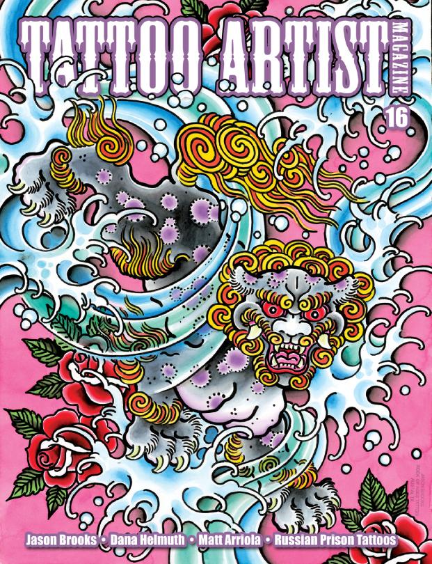 Tattoo artist magazine goes digital issue 16 tam blog for Tattoo artist magazine download