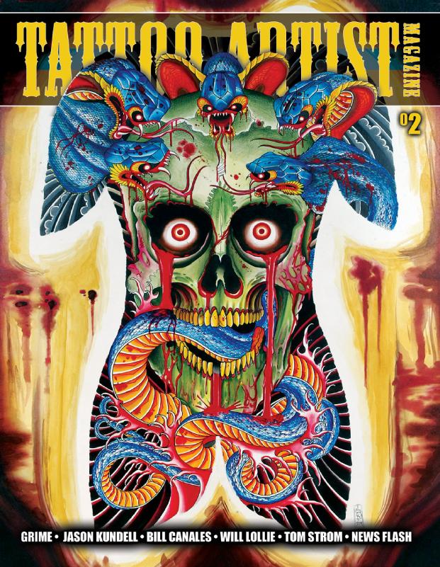Tattoo artist magazine goes digital issue 2 tam blog for Tattoo artist magazine download