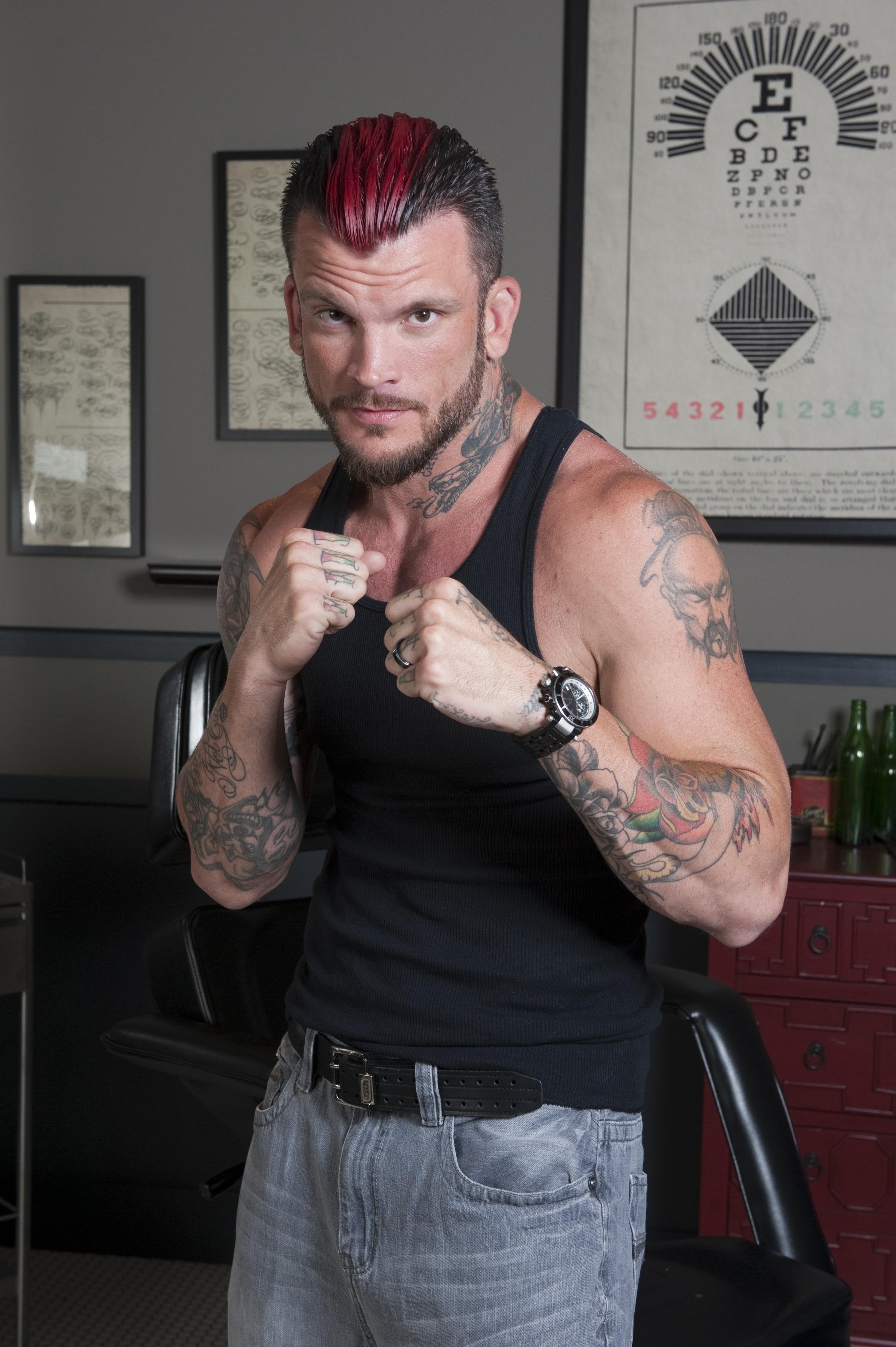Tatu Baby Ink Master Bio Victor farinelli: 'ink master'