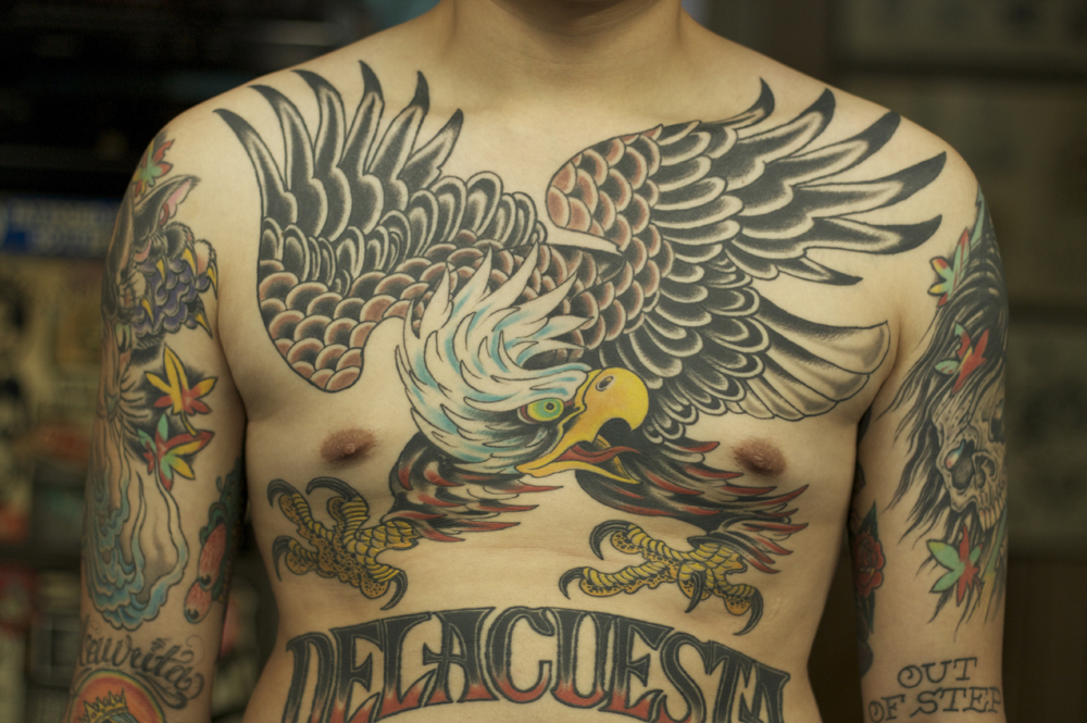 20 Questions With Bryan Burk From Dark Horse Tattoo | Tattoo Artist ...