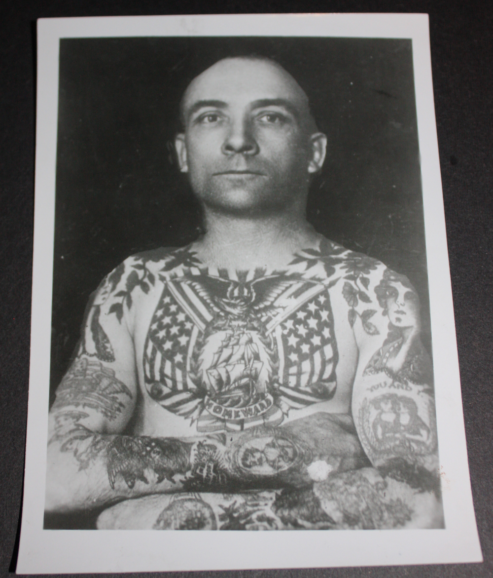 tattooculturemagazine comTCM Blog   Tattoo Culture MagazineYoung Fred Rogers Military