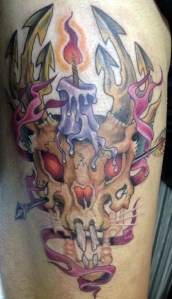tattoodesignbysierracoltphotobearcat