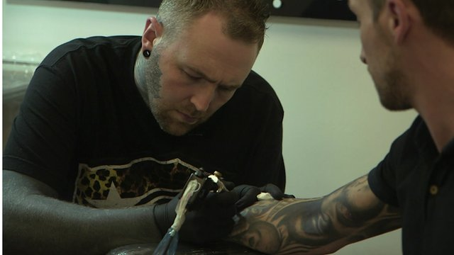 Tattooists want better regulations across the industry for Blood poisoning from tattoo