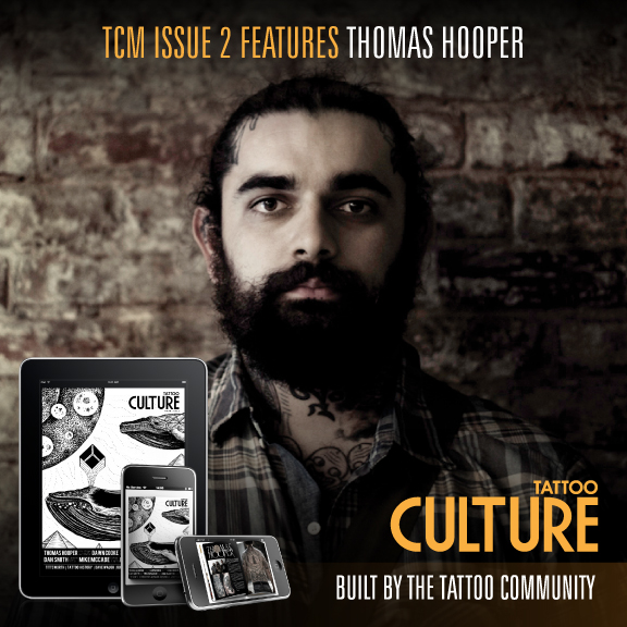 Tattoo culture 2 available now tam blog for Tattoo artist magazine download
