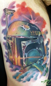 melissa fusco boba fett tattoo