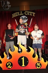 Hell City Best Overall male