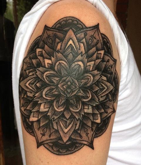 Ernie_mandala_tattoo