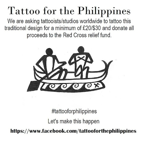 tattoo for the philippines