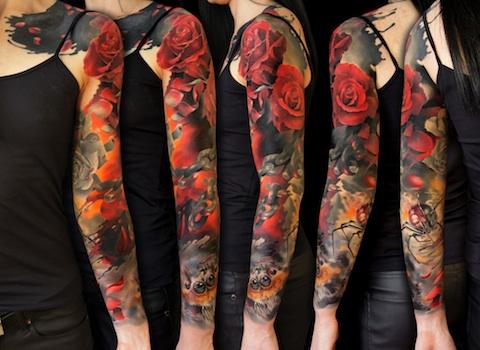 Andrey Barkov Gimmy tattoo