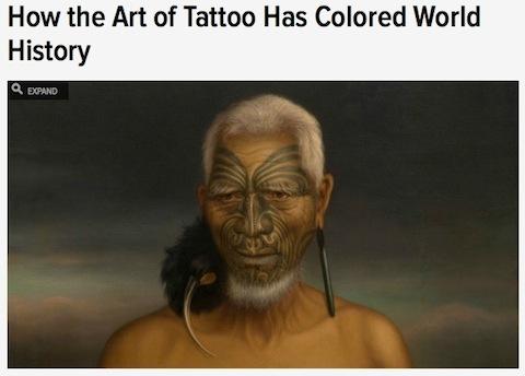 tattoo history myths