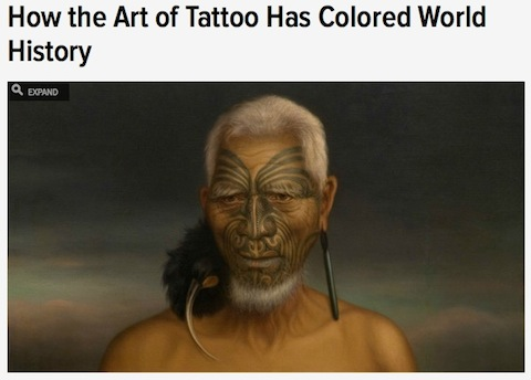 tattoo history myths